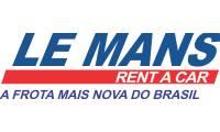 Logo Le Mans em Flores
