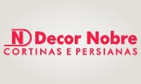 Logo de Decor Nobre Cortinas e Persianas