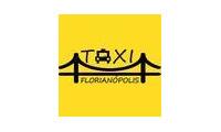 Logo de Táxi Floripa em Ingleses do Rio Vermelho
