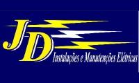 Logo de JD Instalações, Manutenções Elétricas e Energia Solar