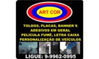 Logo Art Cor em Jardim América