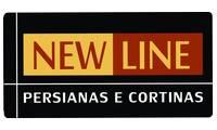 Logo New Line Persianas e Cortinas em Guarani