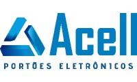 Logo de Acell Portões Eletrônicos em Monte Verde