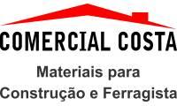 Logo de Comercial Costa Materiais Para Construção em Residencial Rio Jordão