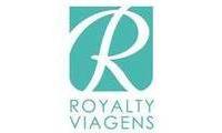 Logo de Royalty Viagens em Lourdes