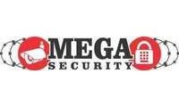 Logo de Mega Security em Calafate