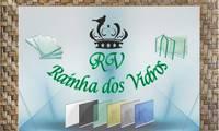 Logo Vidraçaria Rainha dos Vidros - Rv em Vargem Pequena