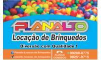 Logo de Planalto Locação de Brinquedos em Alvorada