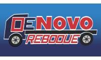 Logo de Denovo Reboque E Munck em Totó