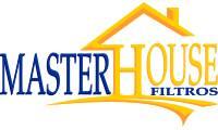 Logo Master House Serviços em Sobradinho