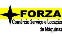 logo da empresa FORZA - Locação Serviços e Comércio de Máquinas