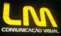 Logo Lm Comunicação Visual em Zona Industrial (Guará)