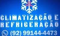 Logo de JL REFRIGERAÇÃO E CLIMATIZAÇÃO
