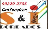 Logo de S&I Bordados E Uniformes em Coroado