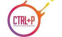 Logo Ctrl+P Comunicação Visual em Santo Antônio do Pedregal