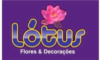 Logo Lótus Flores & Decorações