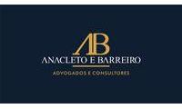 Logo Anacleto e Barreiro Advogados e Consultores em Jaguaribe