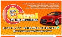 Logo de Central Car Peças Autoelétrica em Neópolis