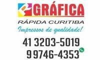 Logo de R Gráfica Curitiba - Wind Banner em Novo Mundo