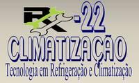Logo de R-22 Climatização