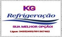 Logo de KG REFRIGERAÇÃO em Jardim Iririú