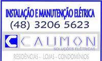 Logo de Caumon - Soluções Elétricas E Climatização em Campeche