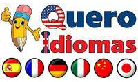 Logo de Quero Idiomas em Tatuapé
