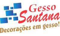 Logo de Gesso Santana - Gesseiro em Goiânia