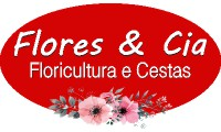 Logo de Floricultura Cestas Flores & Cia - Floricultura em Porto Velho