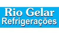 Logo Rio Gelar Refrigerações em Campo Grande