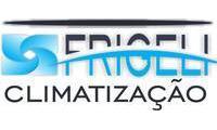 Logo de FrigeliClimatização em Brisamar