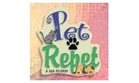 Logo de Pet Repet em Catete