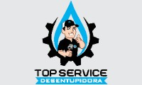 Logo de Desentupidora Top Service