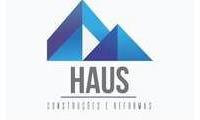 Logo de Haus Construção e Reformas em Praia do Suá