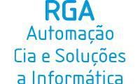 Logo Rga Automação Cia E Soluções A Informática em Centro