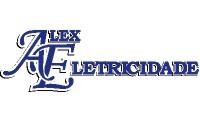 Logo Alex Eletricista e Eletrotécnico