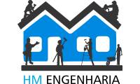 Logo H M Engenharia em Várzea