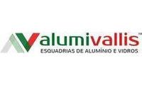 Logo de Alumivallis Esquadrias de Alumínio e Vidros em Vila Leopoldina