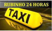 Logo de Rubinho Táxi 24 Hs