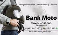 Logo de Bank Moto em Quintas