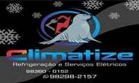 Logo de Climatize Ar Condicionados E Elétrica
