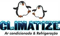 Logo Climatize Ar Condicionado E Elétrica em Terra Firme