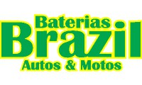 Logo de Loja Baterias Brasil - Autos e motos em Fátima