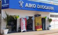 Logo Aiko Drogaria em Cristo Rei