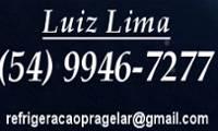 Logo de Refrigeração Pra Gelar em Jardelino Ramos