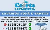 Logo de Ccorte Lavanderia