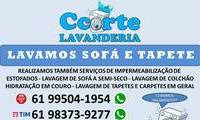 Logo Ccorte Lavanderia