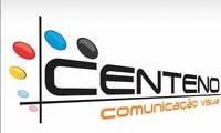 Logo Centeno Comunicação Visual em Niterói