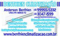 Logo de Benthien Climatização em Pilarzinho