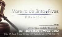Logo Moreira de Brito E Alves Advogados em Ceilândia Sul (Ceilândia)